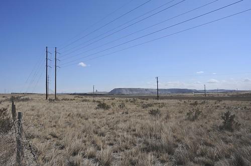 railroad trains wright coal wy overburden blackthundercoalmine