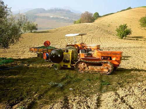 Harvest Machinery