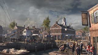 Assassin's Creed III: Faneuil Hall