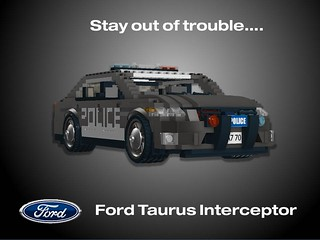 Ford Taurus Interceptor - Stay out of trouble....