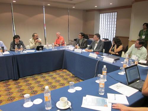 Seminario Internacional Agua y Fronteras Frente al Cambio Climatico (COLEF-CIESAS Monterrey 2012)