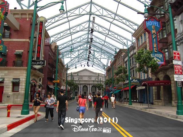 Day 2 Singapore - Universal Studio 28