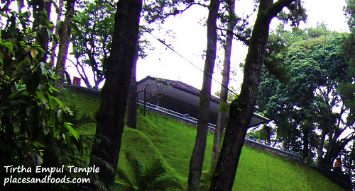 Tirtha Empul Temple suharto house