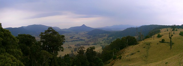 Carrs Lookout,