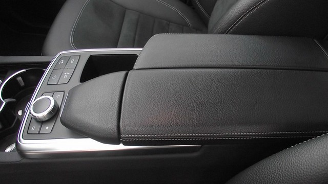 Prueba MB Clase ML 250 interiores (26)