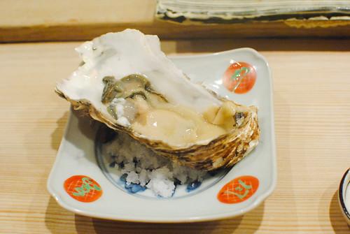 oyster hokkaido
