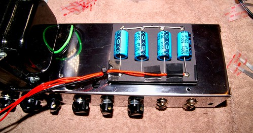 Fender® Forums • View topic - My Weber 5F6A Bassman Build-Up Thread