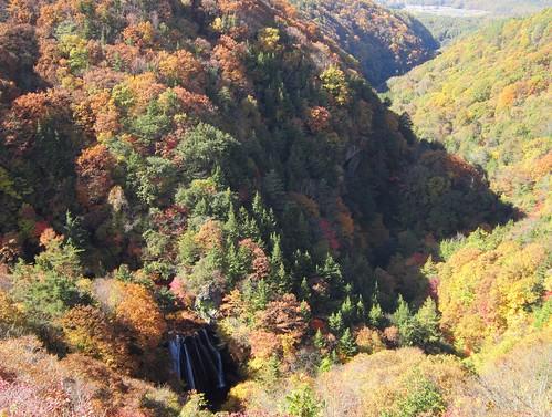 王滝の紅葉 2012年10月29日10:38 by Poran111