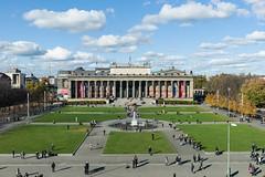 Altes Museum und Lustgarten