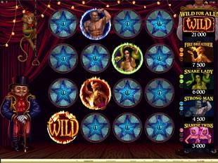 The Twisted Circus Match Bonus