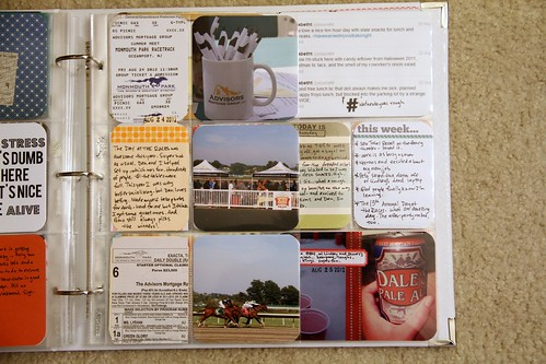 Project Life: Week 13 insert