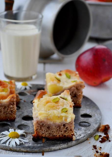 яблочные пирожные 7