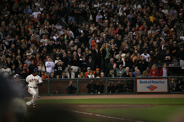 Barry Bonds 756 Giants - 94