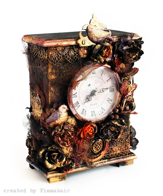 Halloween clock - Prima