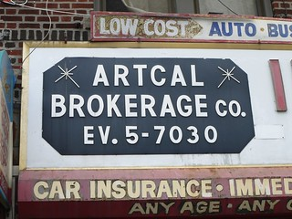 Artcal Brokerage Co. EV.5-7030