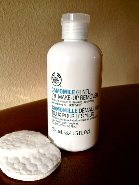 The Body Shop Eye Makeup Remover