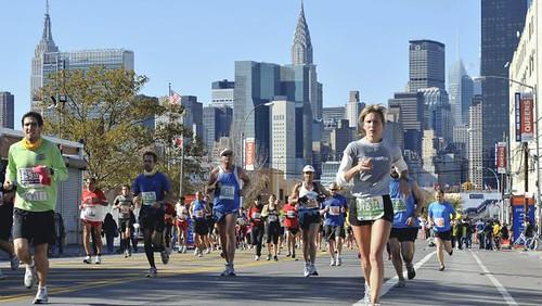 Maraton de Nueva York Huracan Sandy