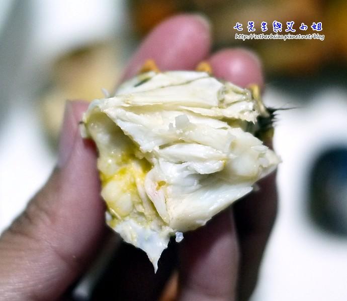 7 蟹肉也很香甜