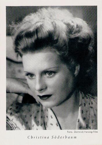 Kristina Söderbaum