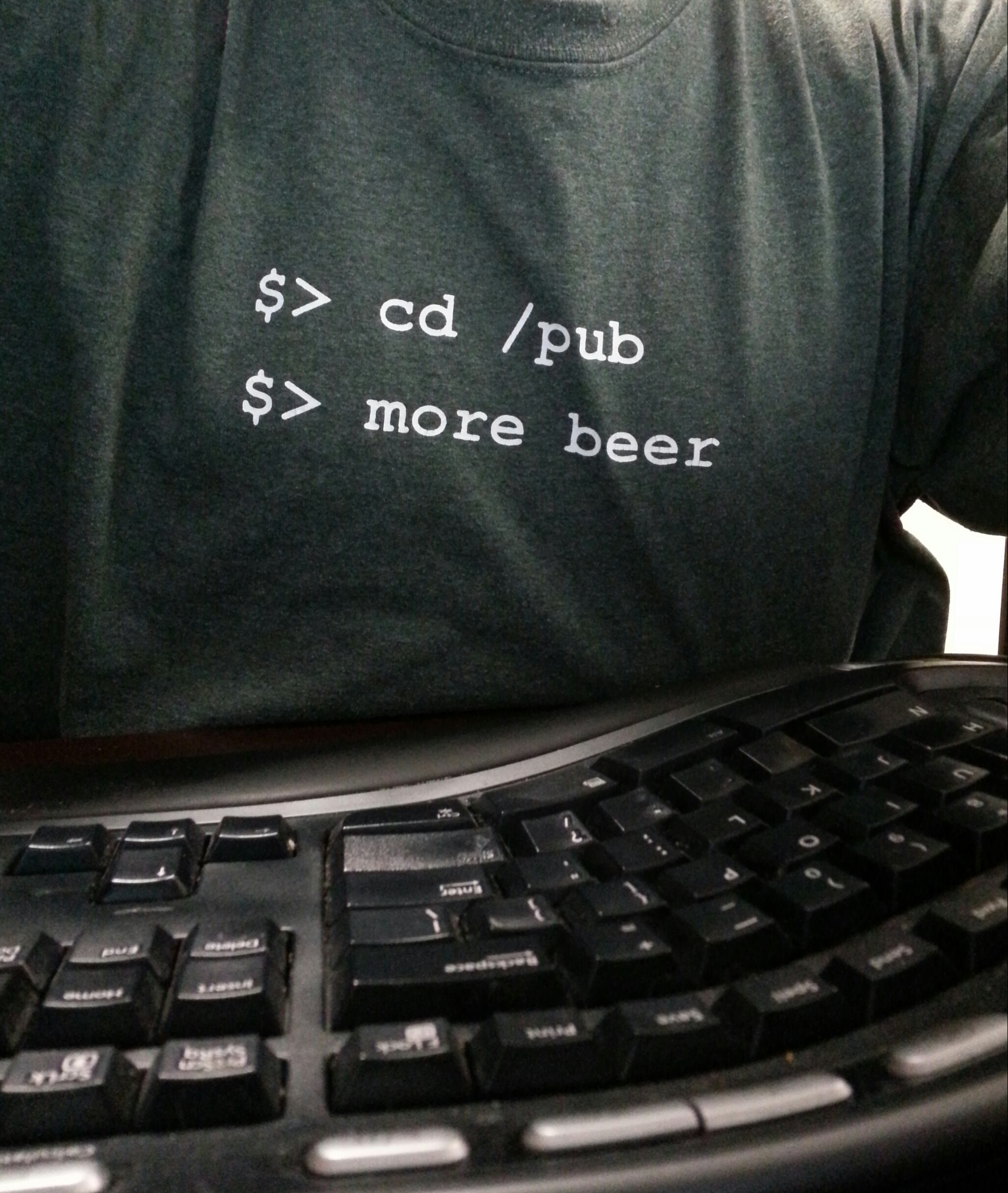 I'm sure this is funny if you're a programmer.