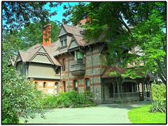 Hartford CT  ~ Katharine Seymour Day House ~ Historical