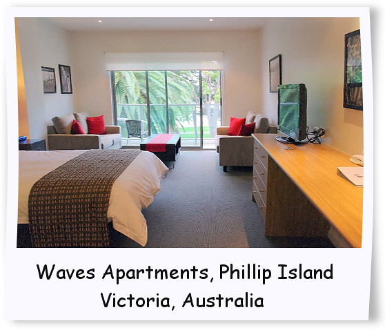 Waves Apartments, Phillip Island