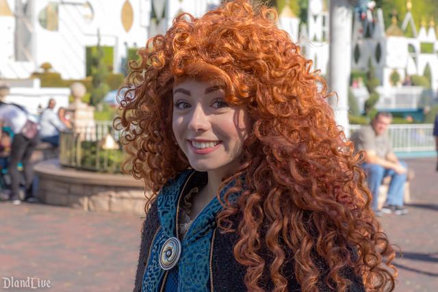 Merida - Disneyland
