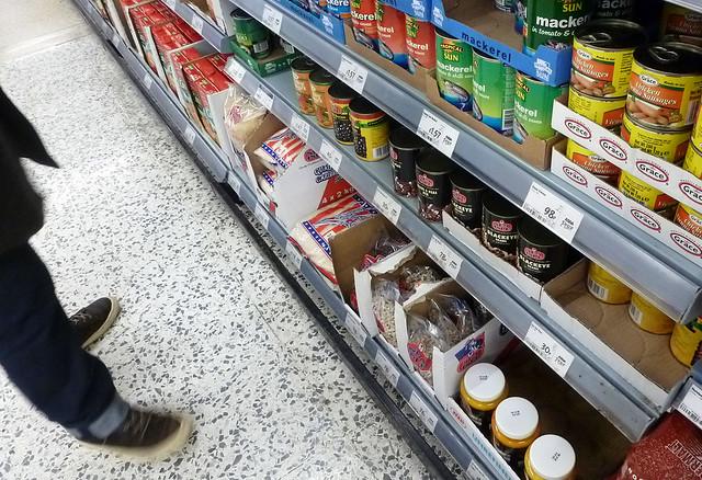 008/365: Le Supermarché