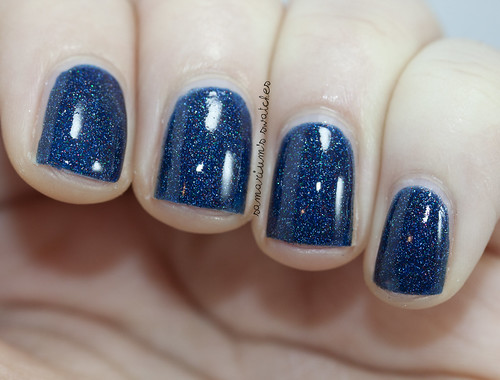 Initial Lacquer Artic Night (1)