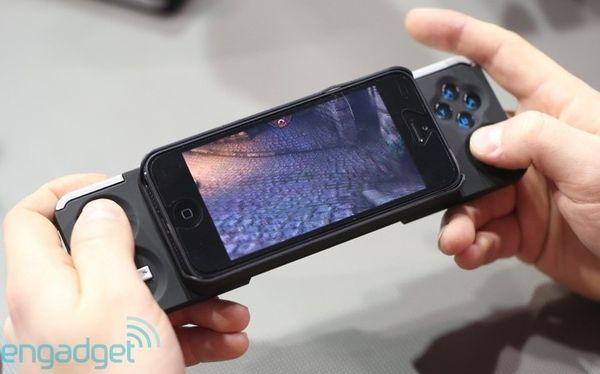 Игровой чехол для iPhone 5