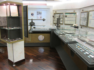 Monaco coin exhibit