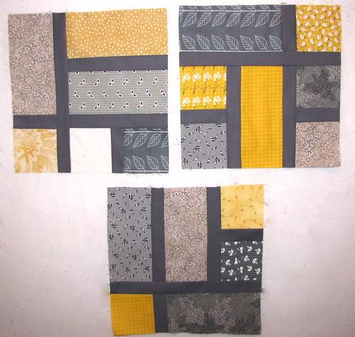 Stash Bee Hive #4 January Block by K&S Design Girls (Lynn)