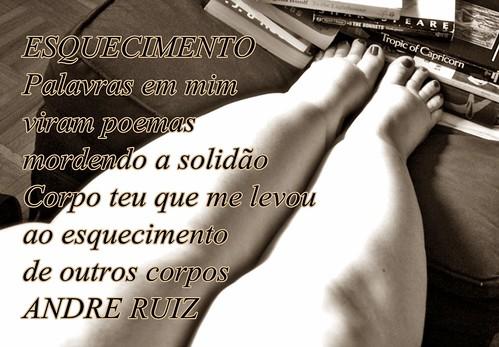 ESQUECIMENTO by amigos do poeta