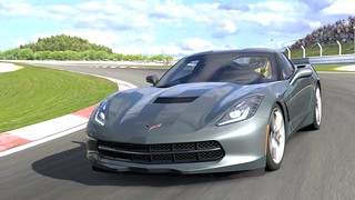 '14 Corvette Stingray in Gran Turismo 5