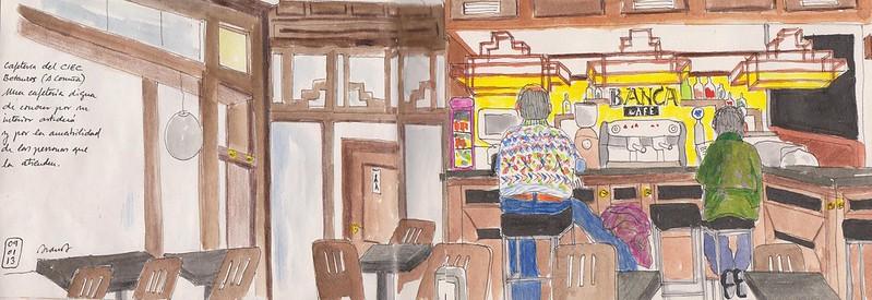 BANCA Café - Cafetería del CIEC (Betanzos) - A Coruña