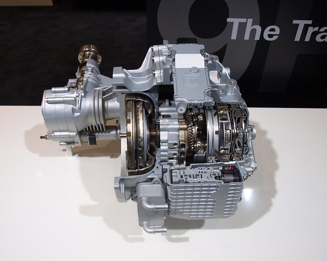ZF 9-speed Automatic FWD application