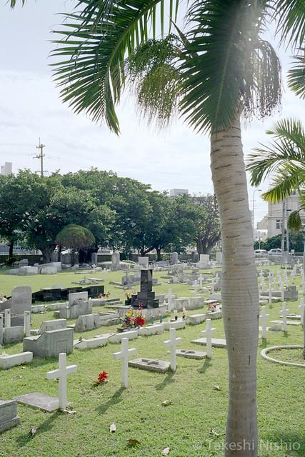 泊外人墓地 / Tomari International cemetery