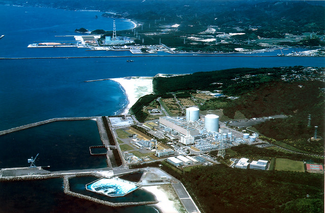 Sendai nuclear power plant