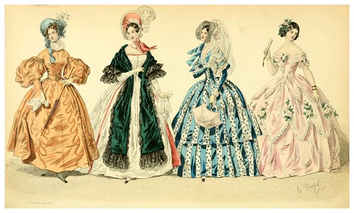 011- The history of fashion in France…1882-Augustin Challamel
