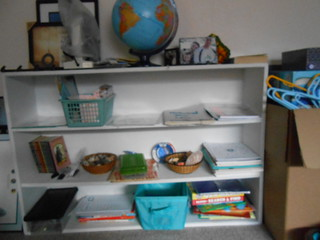 Emma's Photos- School Bookcase