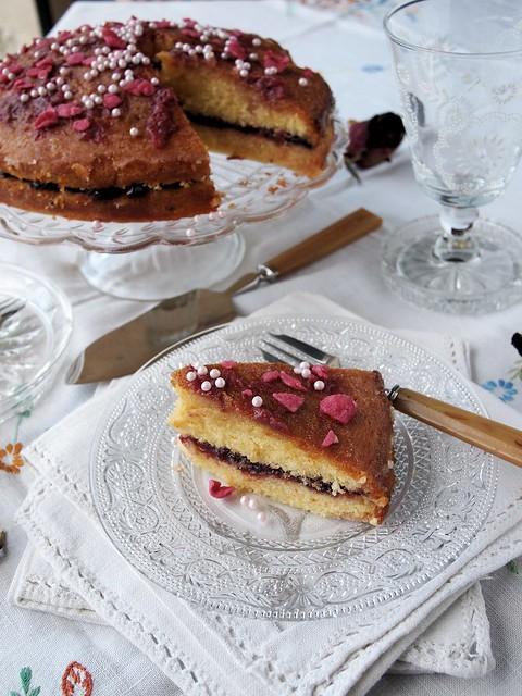 Orange Cardamom Cake Recipe Cooking Light