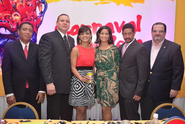 Lanzamiento Carnaval Vegano 2013