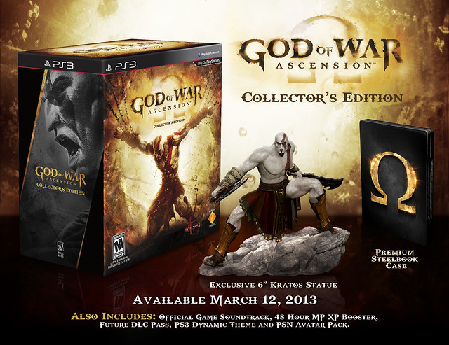 God of War: Ascension Collector's Edition_updated