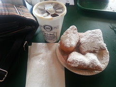 Cafe du Monde - Riverwalk
