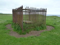 outdoor structure(0.0), home fencing(0.0), picket fence(0.0), split rail fence(0.0), lawn(0.0), prairie(1.0), fence(1.0), grass(1.0), pasture(1.0),