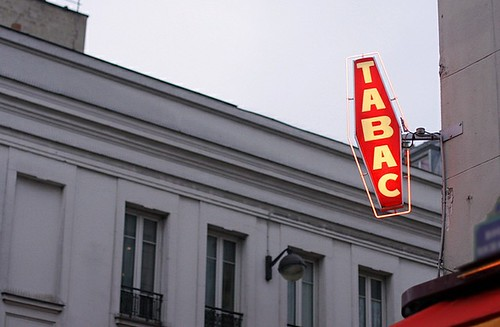 Tabac in Paris