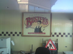 Busters fish and chip takeaway