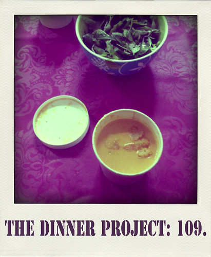 the dinner project: kw 4