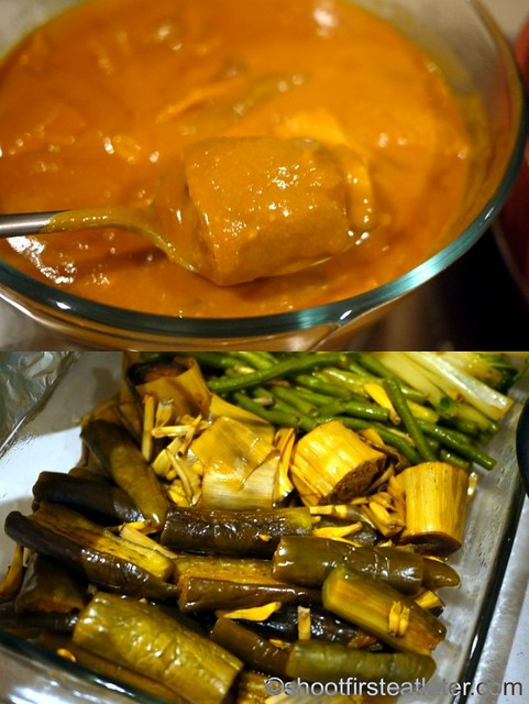 Pinoy Potluck Party- kare kare