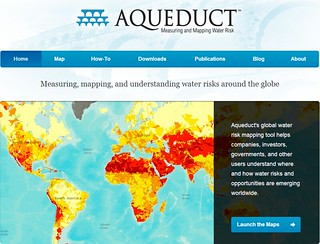WRI Aqueduct Atlas